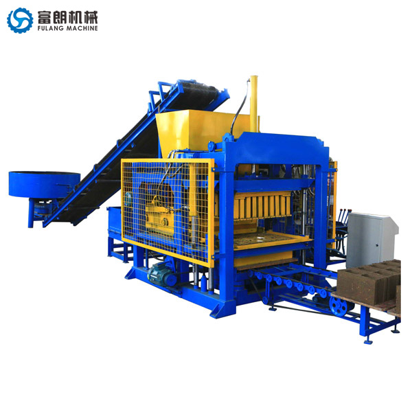 QTF4-25C hollow block making machine