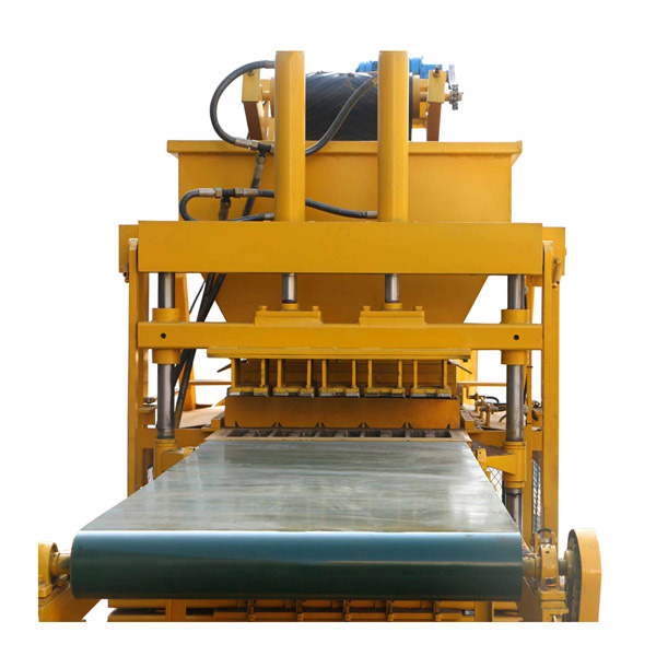 FL5-10 clay brick making machine