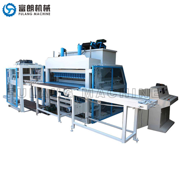 FL10-10 compressed earth block machine