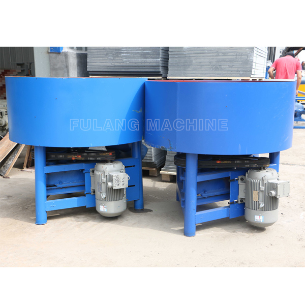 JQ500 concrete mixer machine