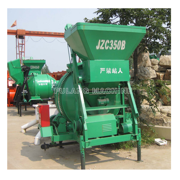 JZC350 electric cement mixer