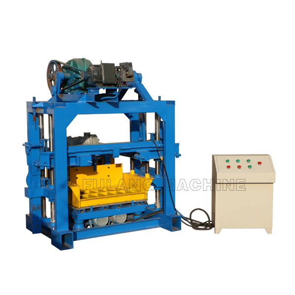 QTF40-2B concrete block machine for sale