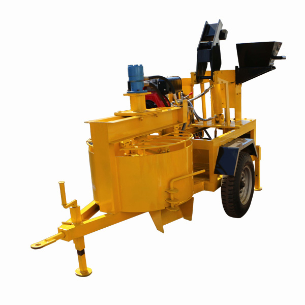 CEB block machine