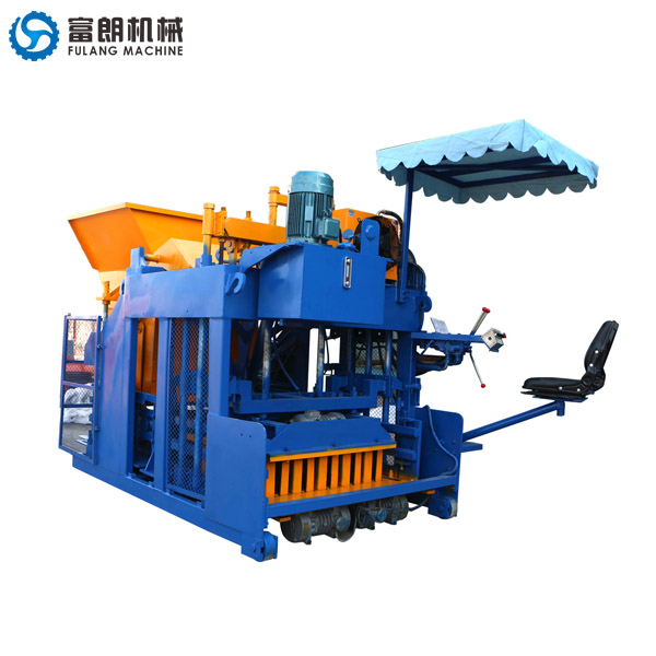FL10-15 Automatic egg laying block making machine