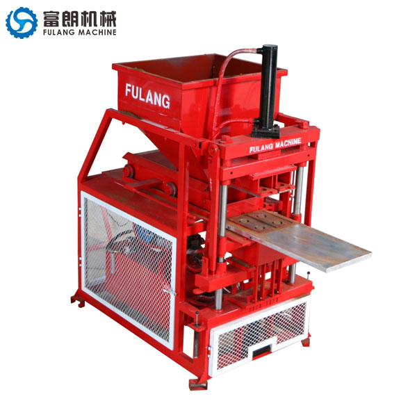 FL2-10 automatic brick machine