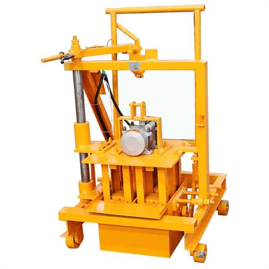 QTF40-3C egg laying brick machine
