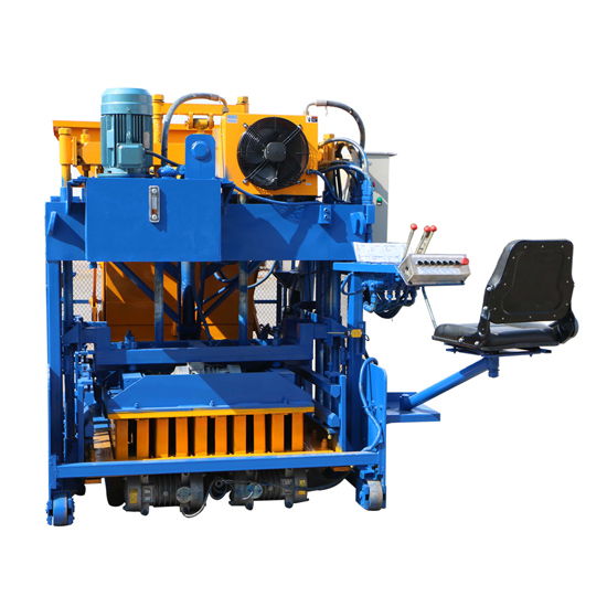 FL10-15automatic egg laying brick machine
