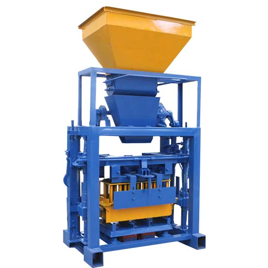 QTF40-1concrete brick machine