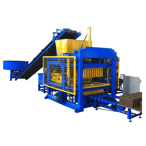QTF4-25C concrete block making machine