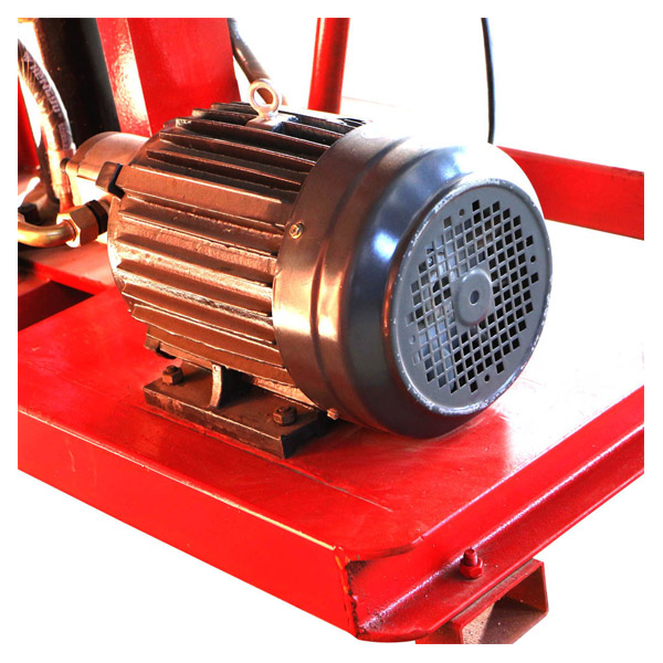 FL1-25 electric soil brick machine