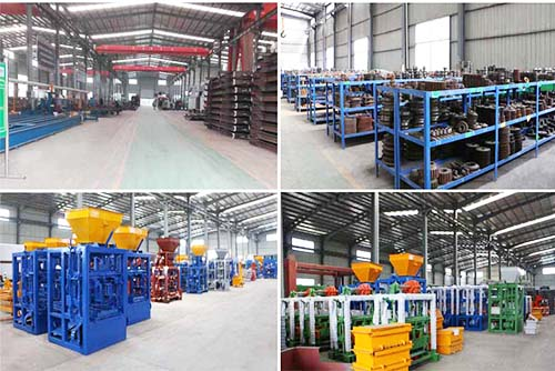 Brief classification of brick making machine in China
