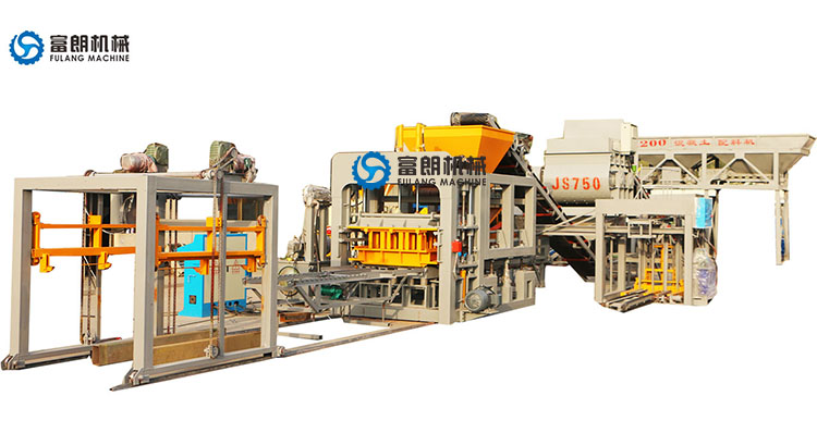 Why now a lot of small factory production of brick machine in the process of production pressure sometimes high sometimes low