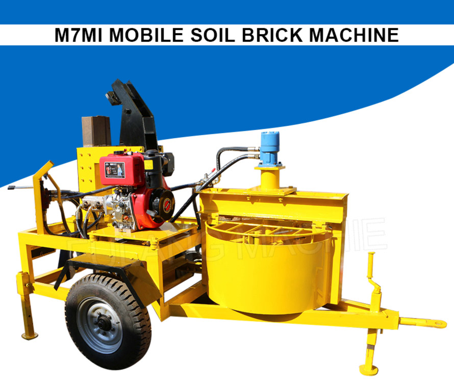 soil interlocking brick making machine